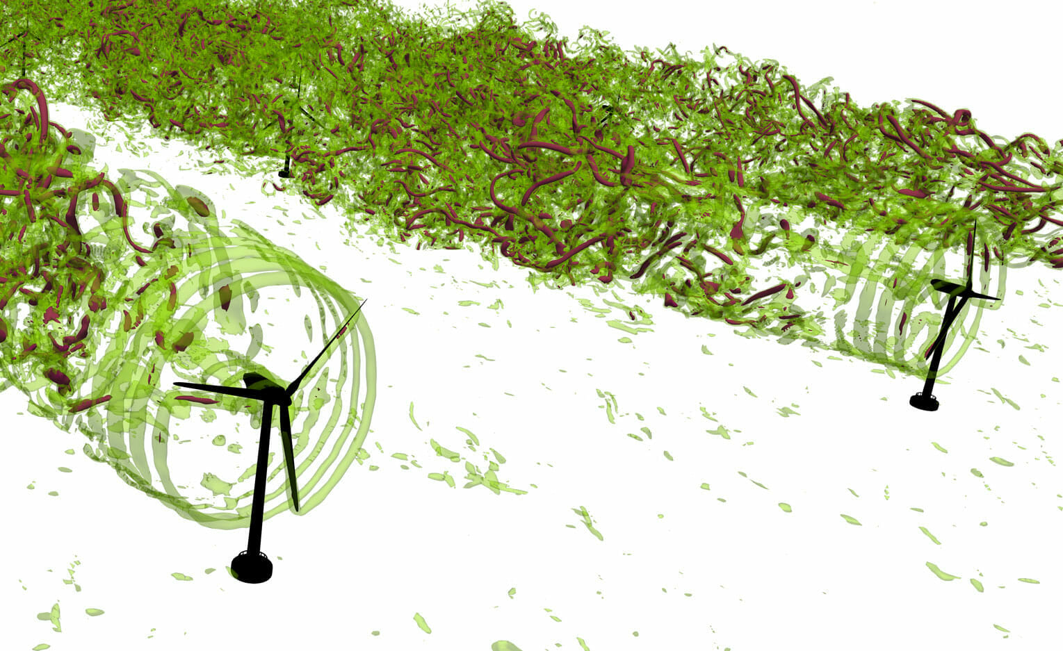 Turbulent Flow Simulations at the Exascale